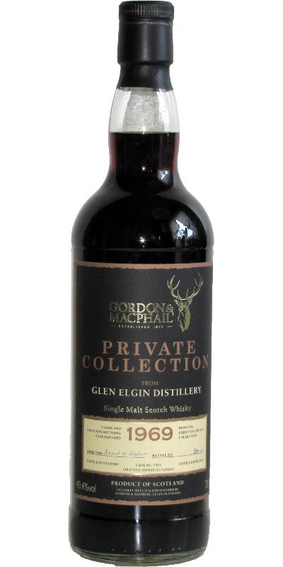 Glen Elgin 1969 GM