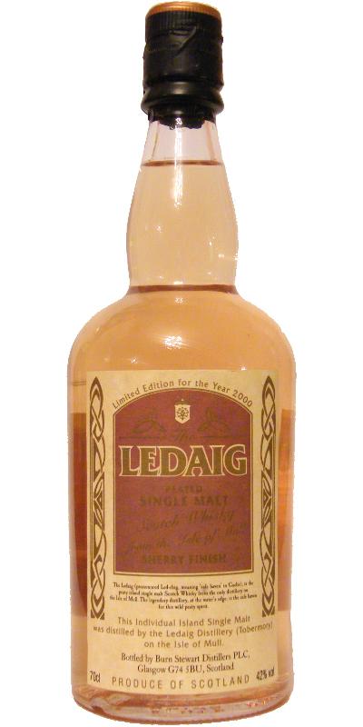 Ledaig Peated
