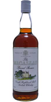 Macallan Special Reserve