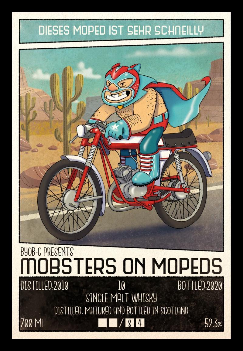 Secret Highland Dieses moped ist Sehr SCHNEILLY BYOB