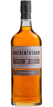 Auchentoshan 21-year-old
