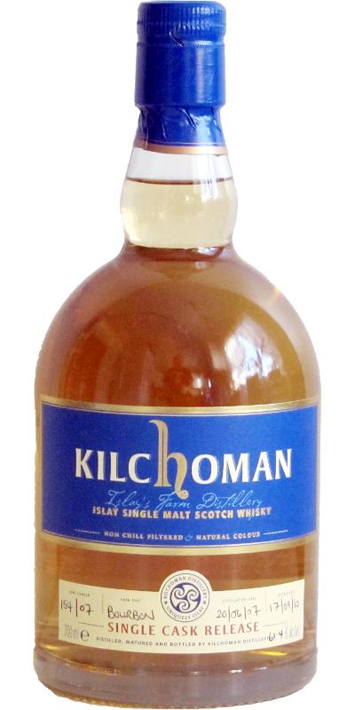 Kilchoman 2007