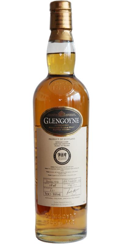 Glengoyne 1990 Single Cask