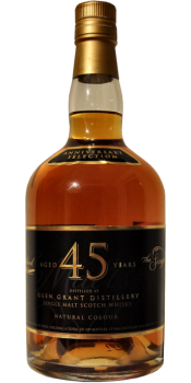 Glen Grant 45-year-old SMS