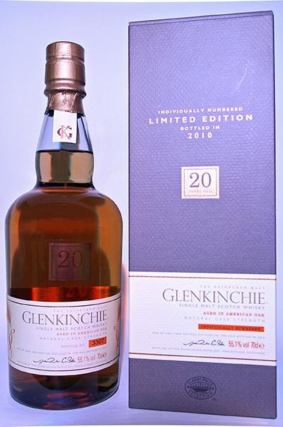 Glenkinchie 20-year-old