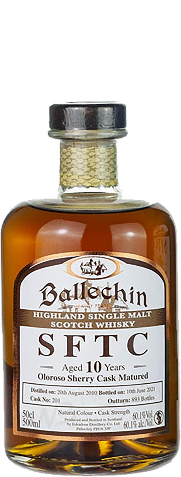Ballechin 2010