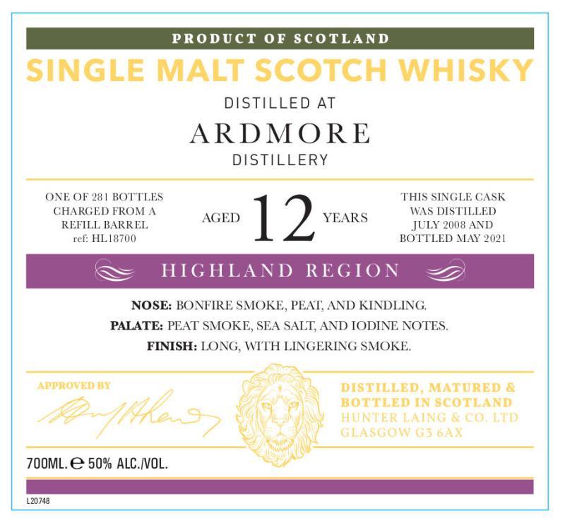 Ardmore 2008 HL