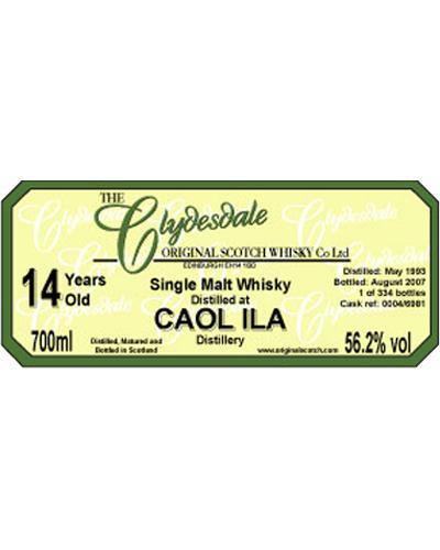 Caol Ila 1993 TCO