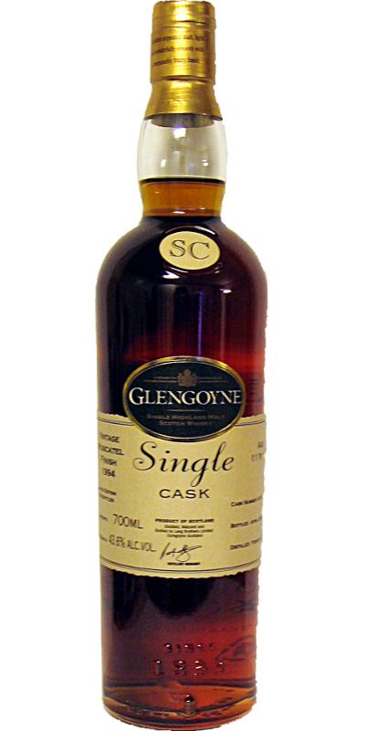 Glengoyne 1994 Muscatel Finish