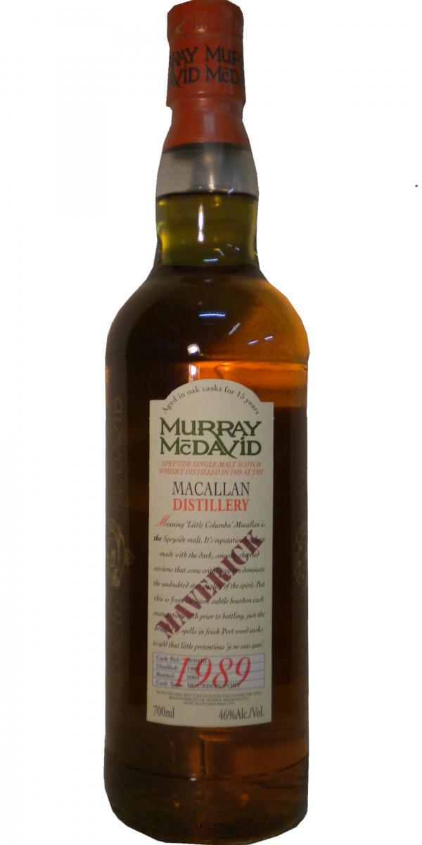 Macallan 1989 MM