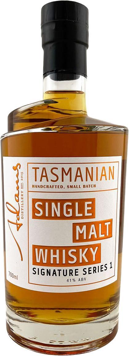 Adams Tasmanian Single Malt