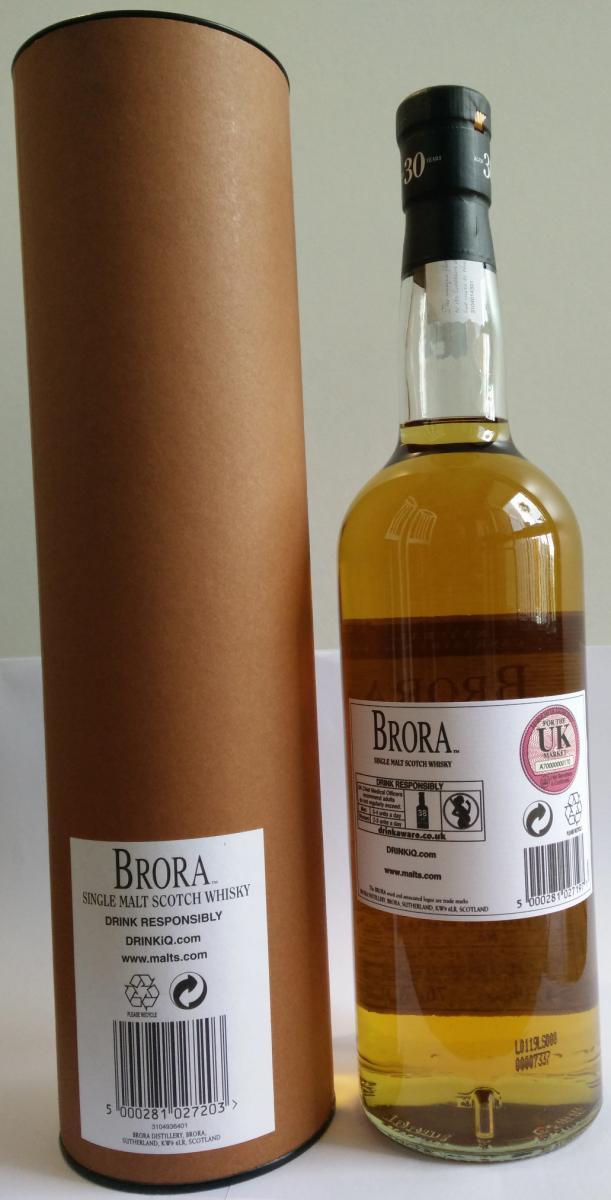 Brora  9th Release