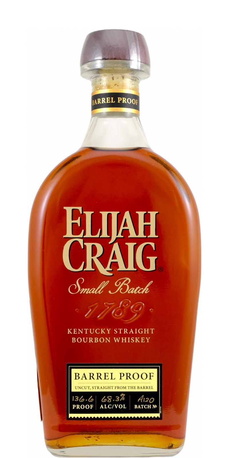 Elijah Craig 12-year-old