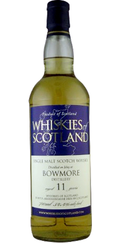 Bowmore 11-year-old SMD
