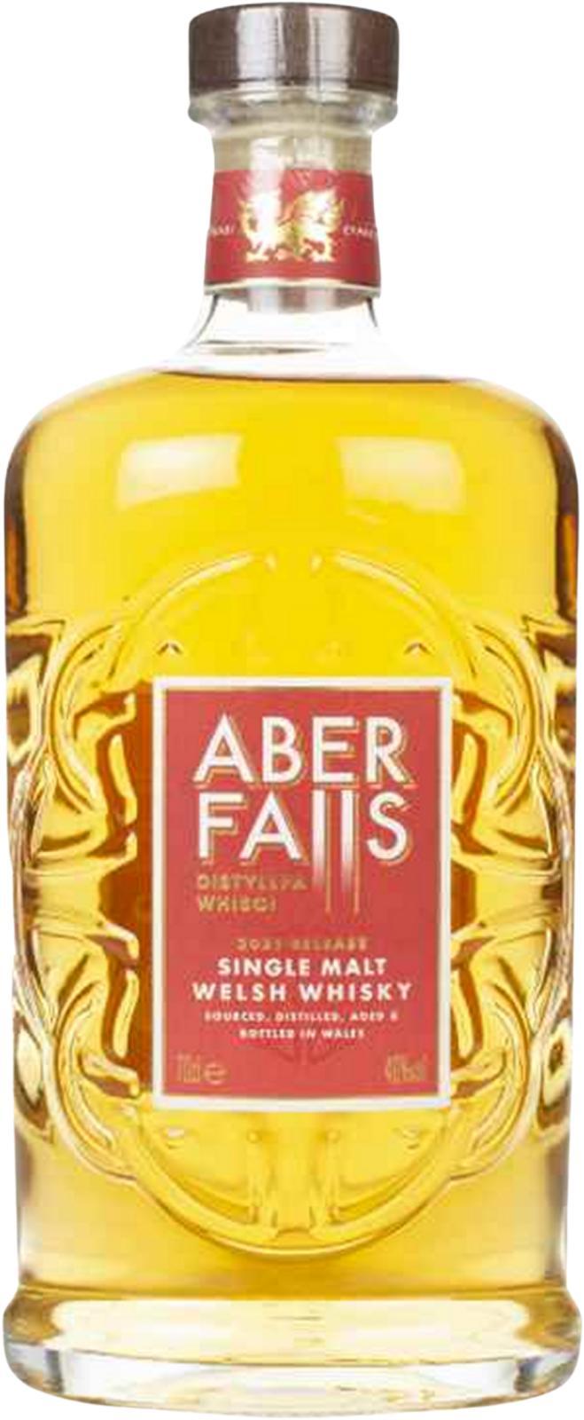 Aber Falls Single Malt Welsh Whisky