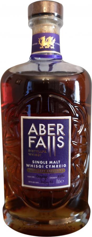 Aber Falls Single Malt Whisgi Cymreig
