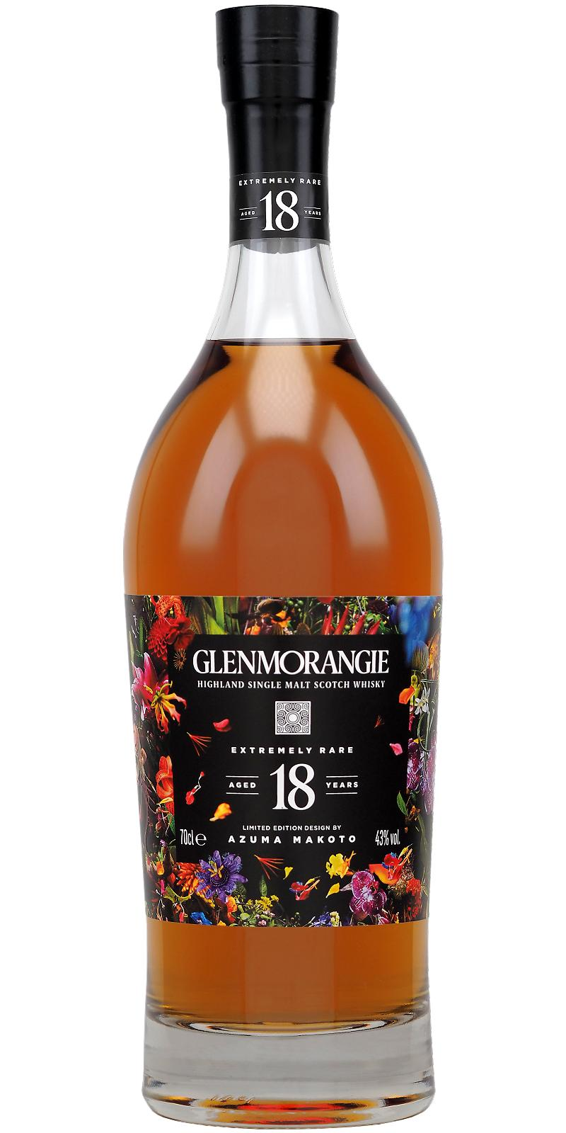 Glenmorangie 18-year old