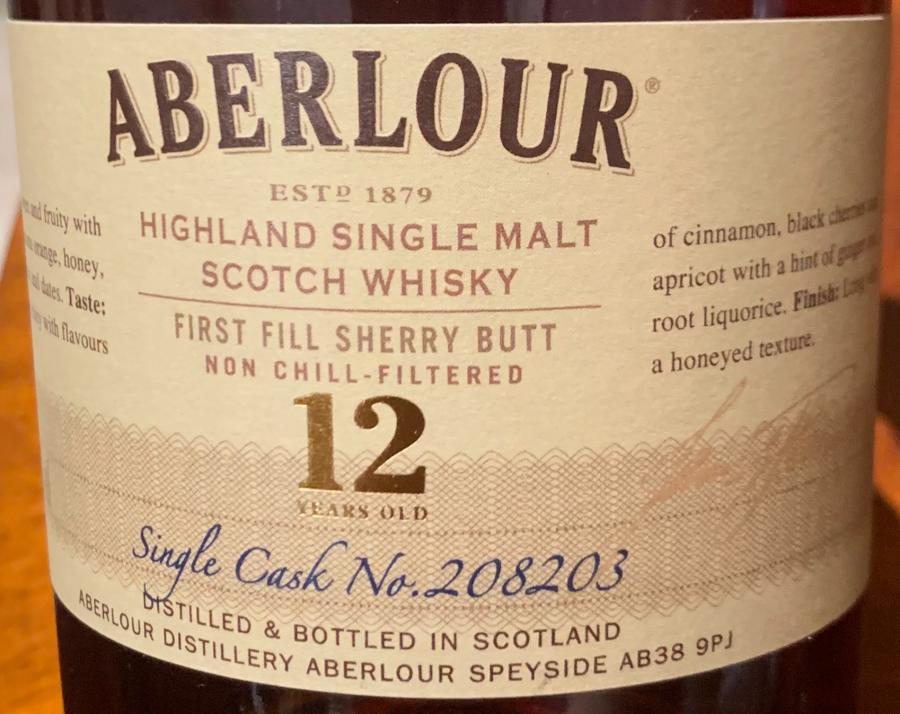 Aberlour 12-year-old