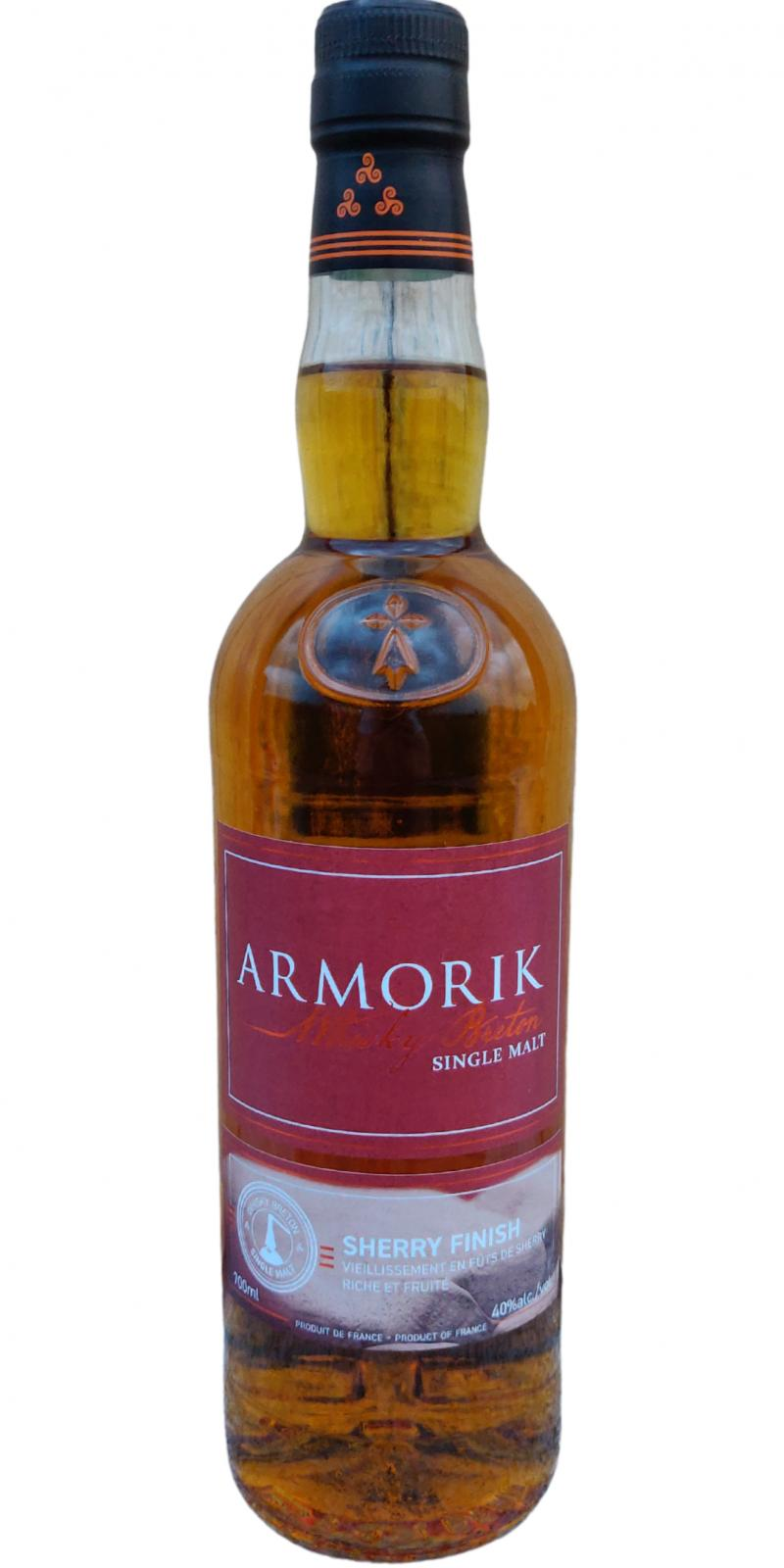 Armorik Sherry Finish