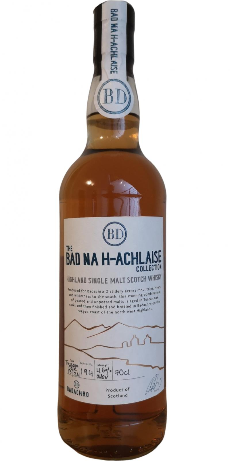 Bad na h-Achlaise The BAD NA H-ACHLAISE Collection BaDi