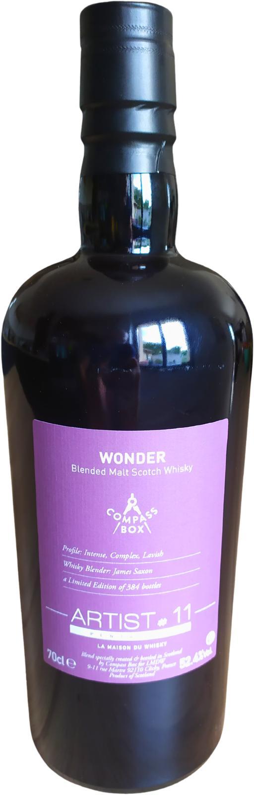 Artist Blend Wonder CB