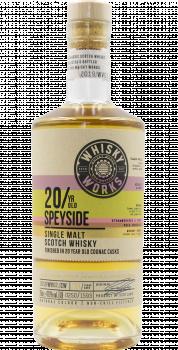 Speyside 20-year-old TWWo