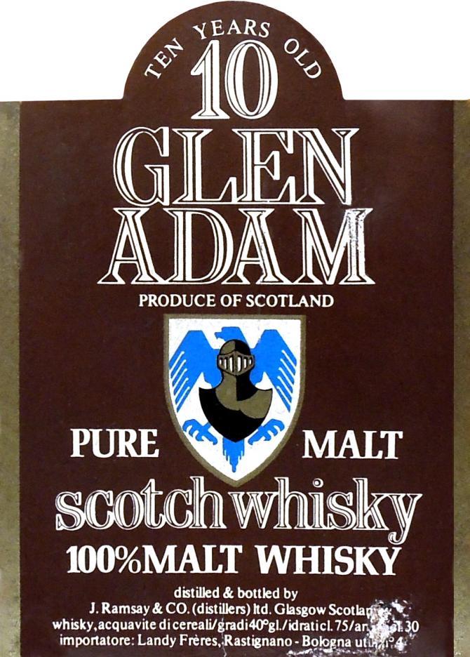 Glen Adam 10-year-old
