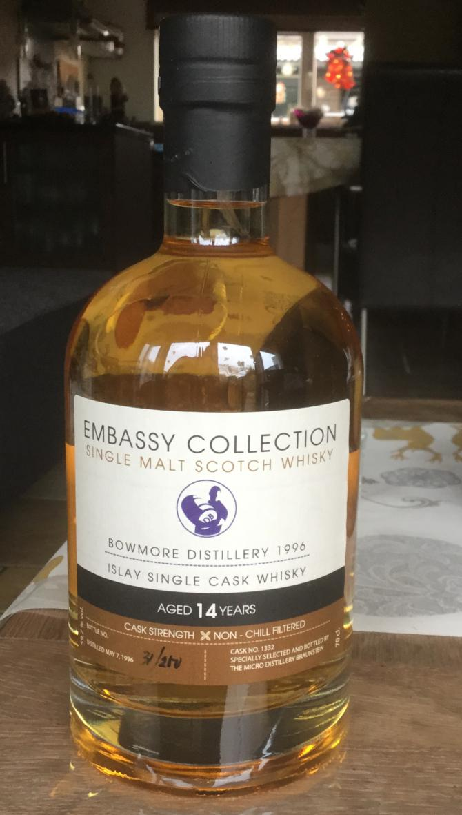 Bowmore 1996 Bs