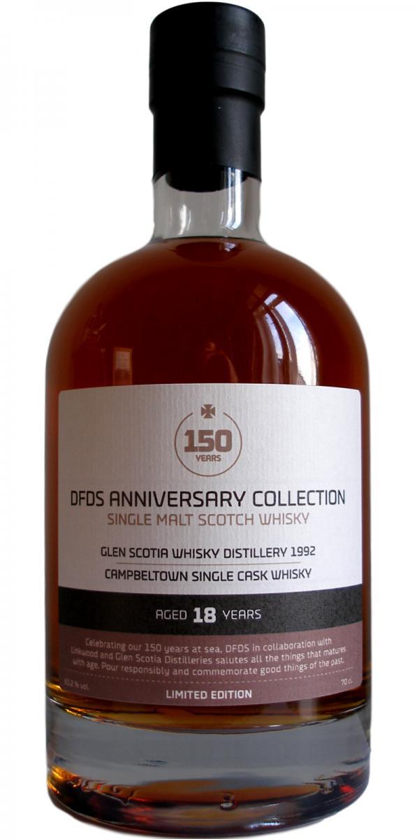Glen Scotia 1992 Bs