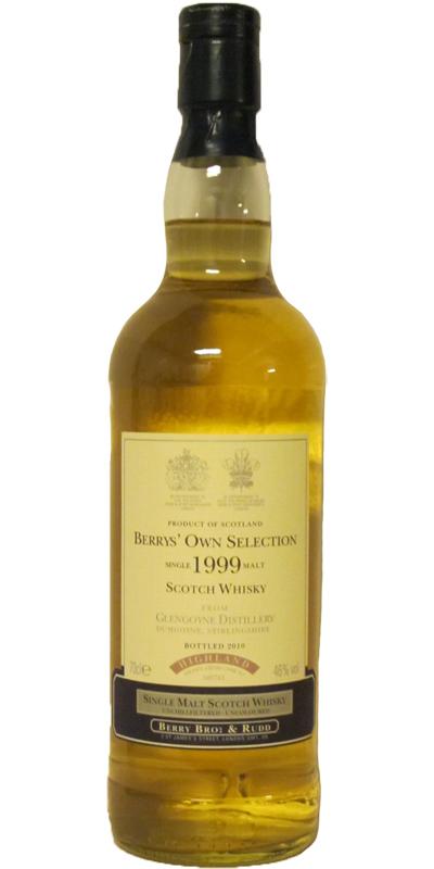Glengoyne 1999 BR