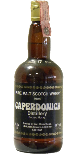 Caperdonich 17-year-old CA