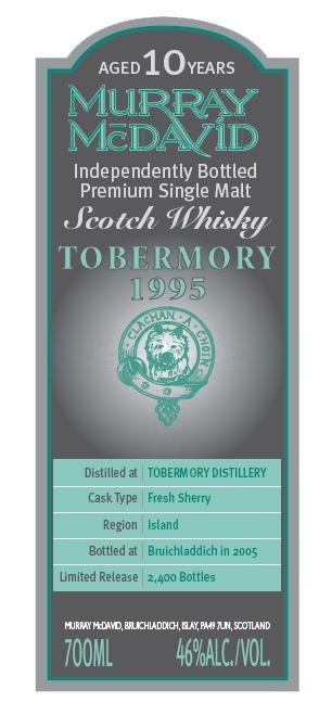 Tobermory 1995 MM