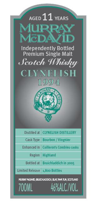 Clynelish 1994 MM
