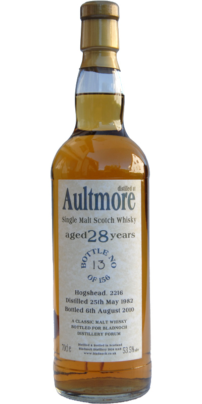 Aultmore 1982 BF