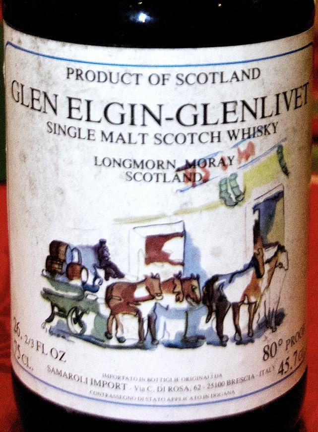 Glen Elgin 1965 Sa