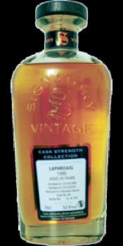 Laphroaig 1990 SV