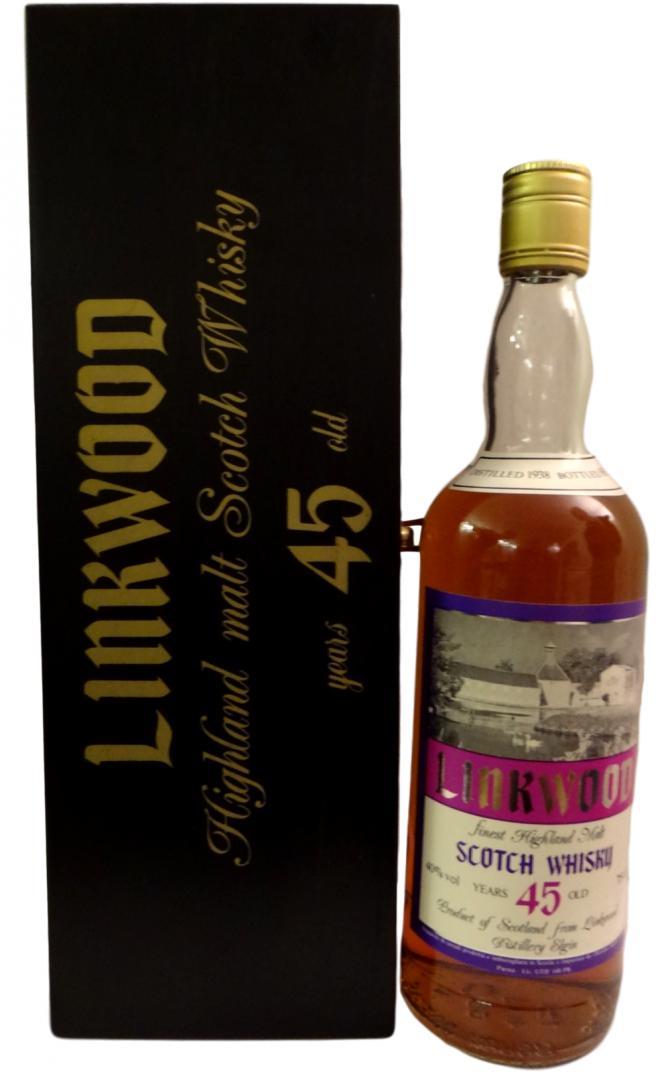 Linkwood 1938 GM
