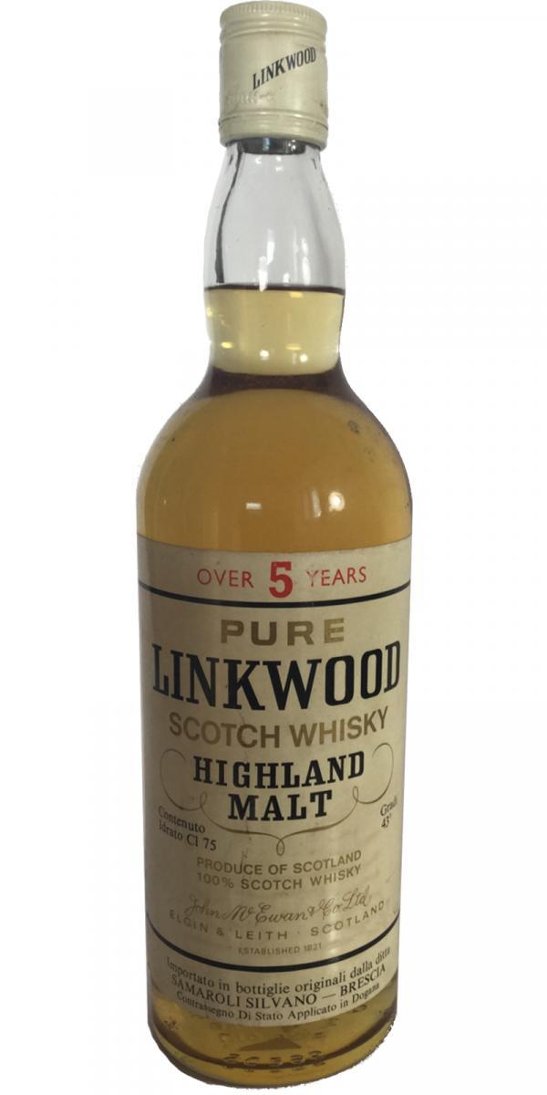 Linkwood 1968