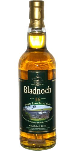 Bladnoch 16-year-old
