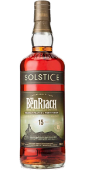 BenRiach 15-year-old