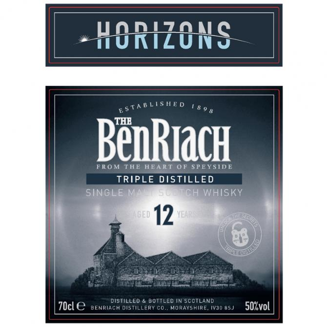 BenRiach 12-year-old Horizons