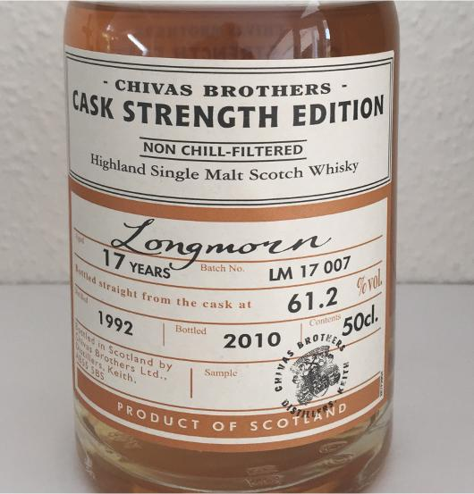 Longmorn 1992