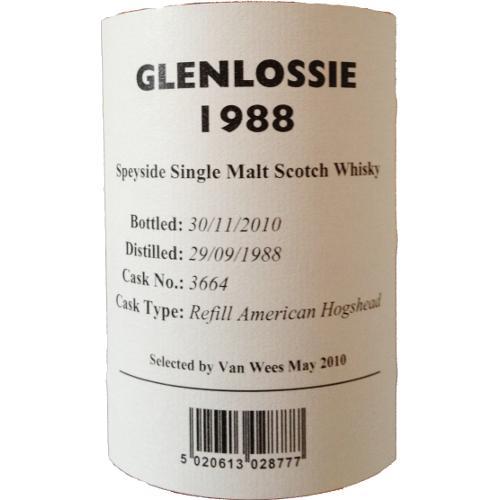 Glenlossie 1988 GM