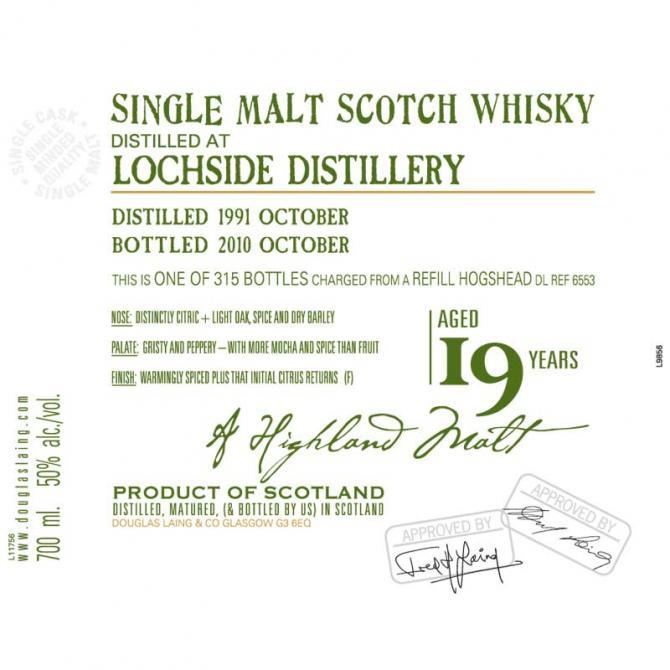Lochside 1991 DL