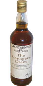 Cragganmore 17-year-old