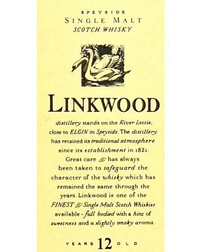 Linkwood 12-year-old