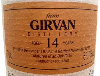 Girvan 1979 CA