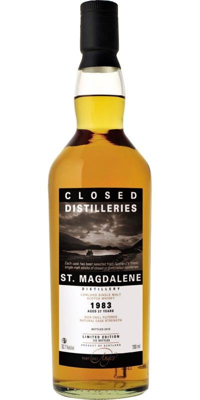 St Magdalene 1983 PDA