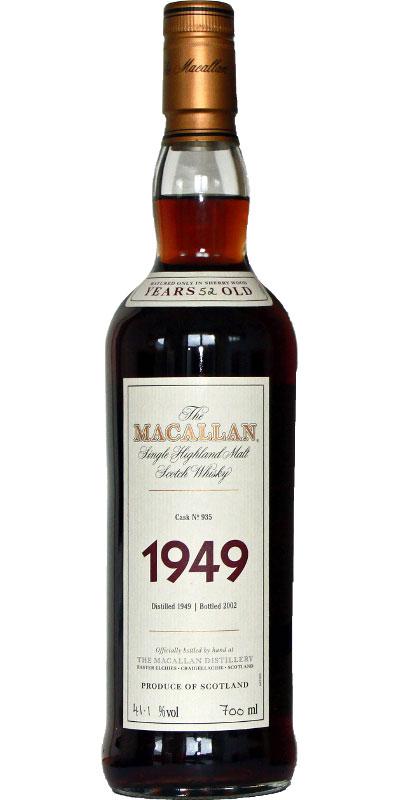 Macallan 1949