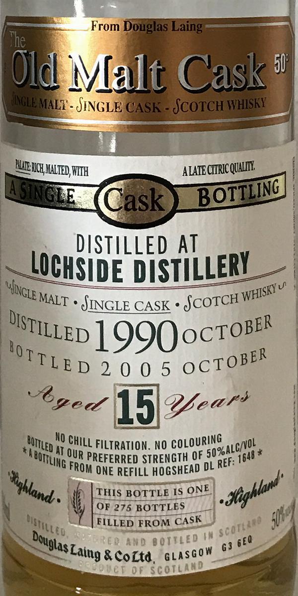 Lochside 1990 DL